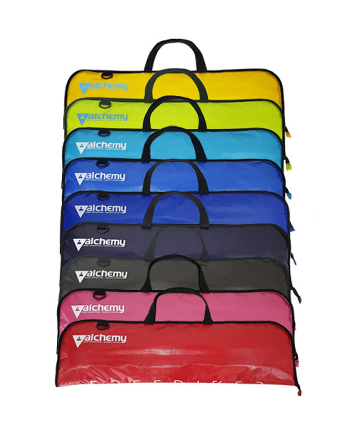 Color HD fins bag